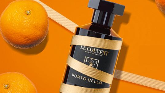 Le Couvent Parfums Magento e-commerce